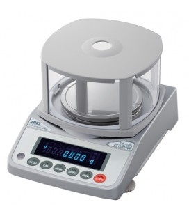 A&D FX-iWP & FZ-iWP Series Dust & Waterproof Precision Balances