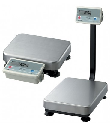 A&D FG Series Platform Scales - Left View