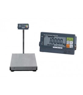 A&D AD-300 & AD-600 Large Base Platform Scales
