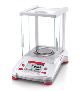 Ohaus Adventurer AX Analytical Balances Left View