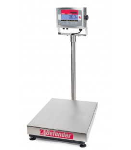 Ohaus Defender D32XW 3000 Series Platform Scales - Left View