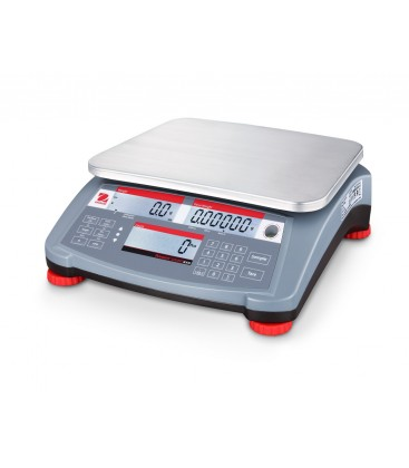 Ohaus Ranger Count 3000 Scales - Left View