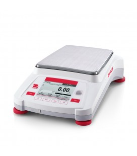 Ohaus Adventurer AX Precision Balances Left View