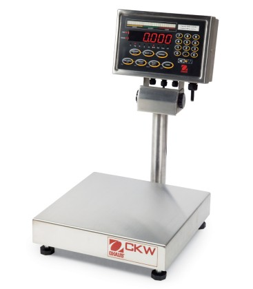 Ohaus CKW Checkweigher Platform Scales Left View