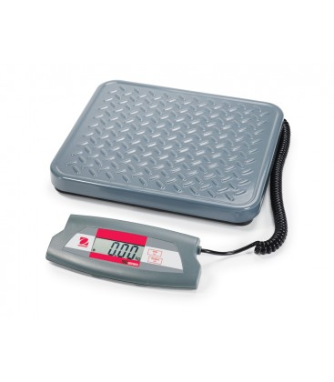 Ohaus SD (Small Base) Shipping Scales Left View