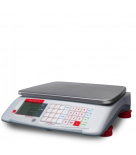 Ohaus Aviator 5000 Price Computing Scales Left View