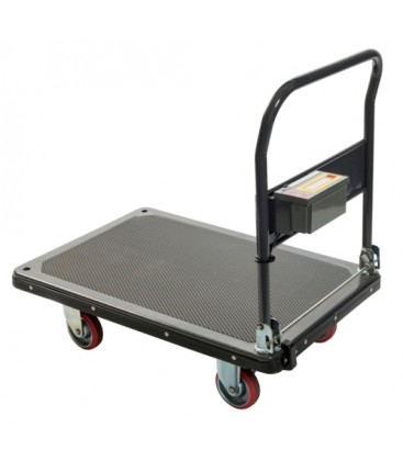 A&D SD-200 Trolley Scales Side View