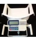 A&D HVL-CS Digital Chair Scales Indicator Front View