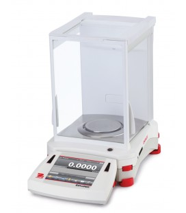 Ohaus Explorer Analytical Balances - Left View