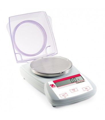 Ohaus Traveller Portable Round Pan  Balances - Right View