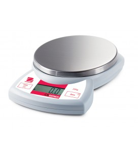 Ohaus CS Compact Scales - Left View