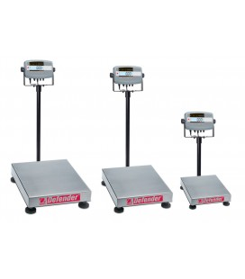 Ohaus Defender 5000 Series Platform Scales - Right View